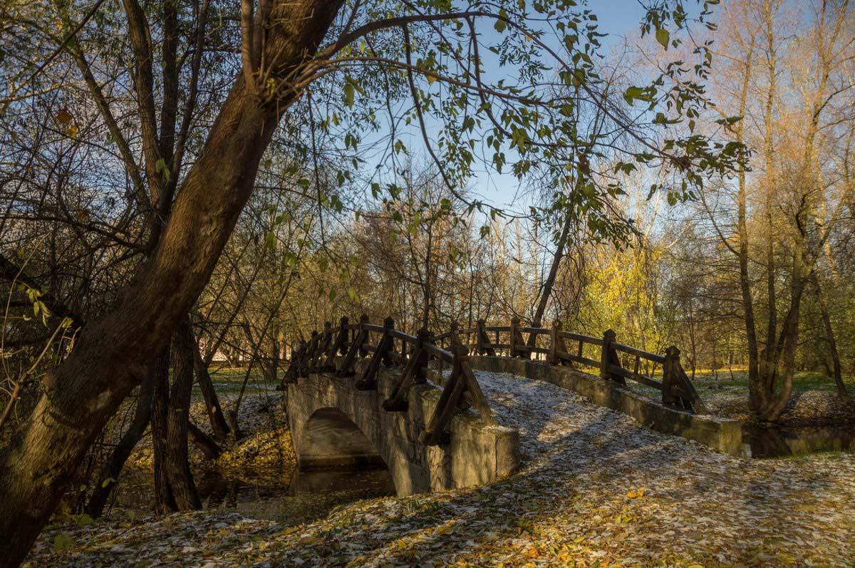 парк Екатерингоф, Санкт-Петербург