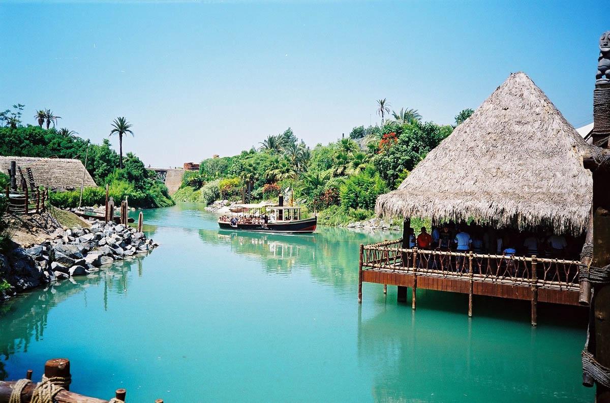 парк развлечений Порт Авентура, Салу, Испания