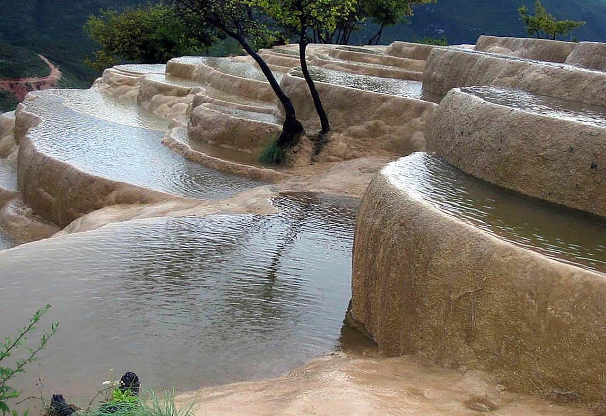 террасы Байшуитай, Китай