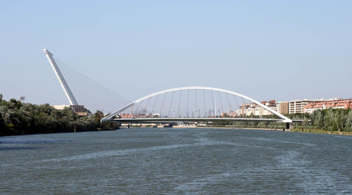 вид на мост Аламильо