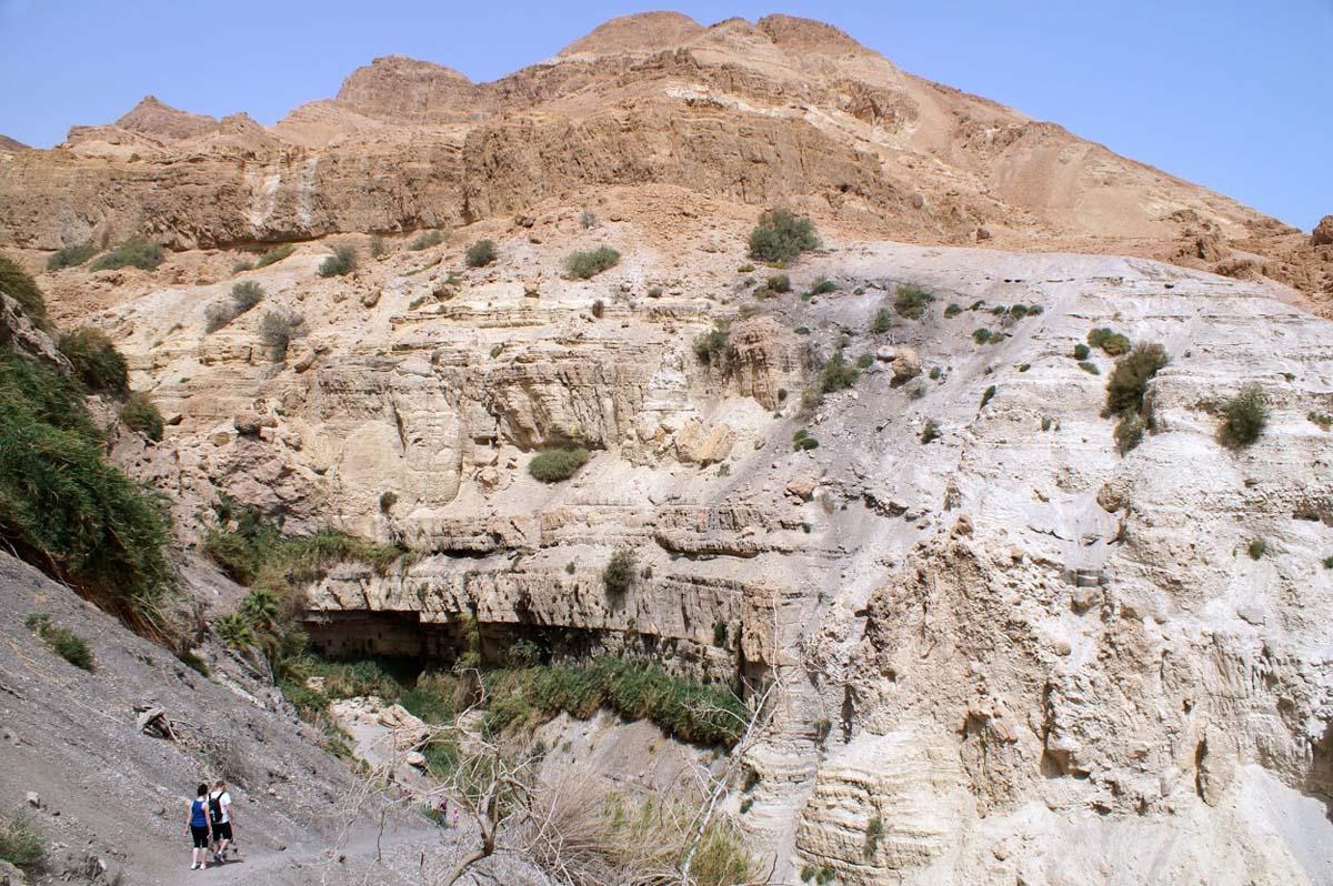 заповедник Эйн-Геди, Иерусалим