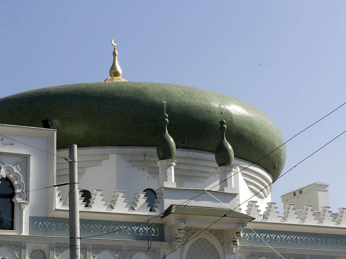 Арабский культурный центр, Одесса, Украина