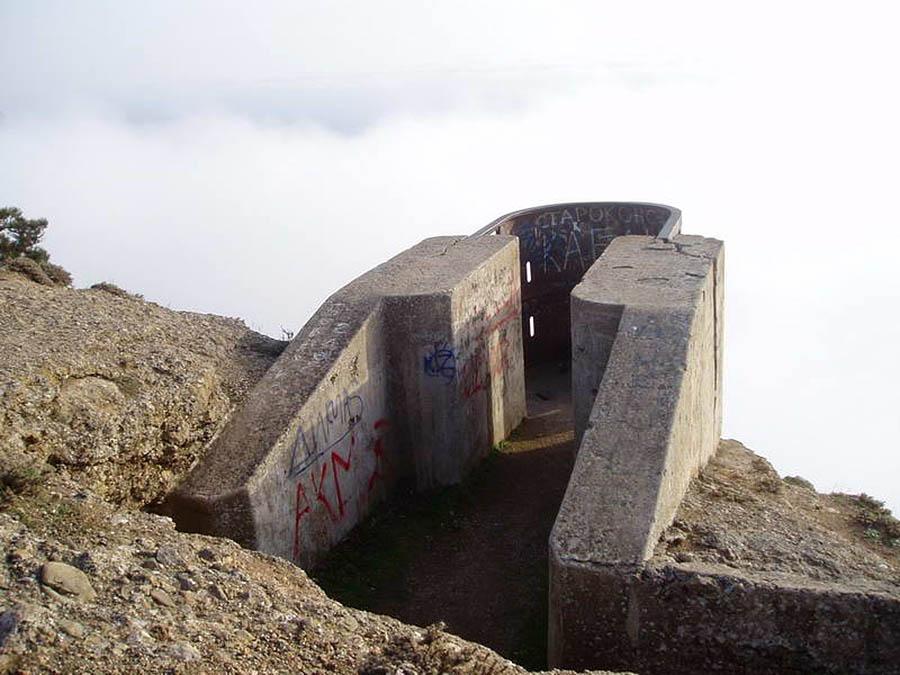 Бочка смерти, Севастополь