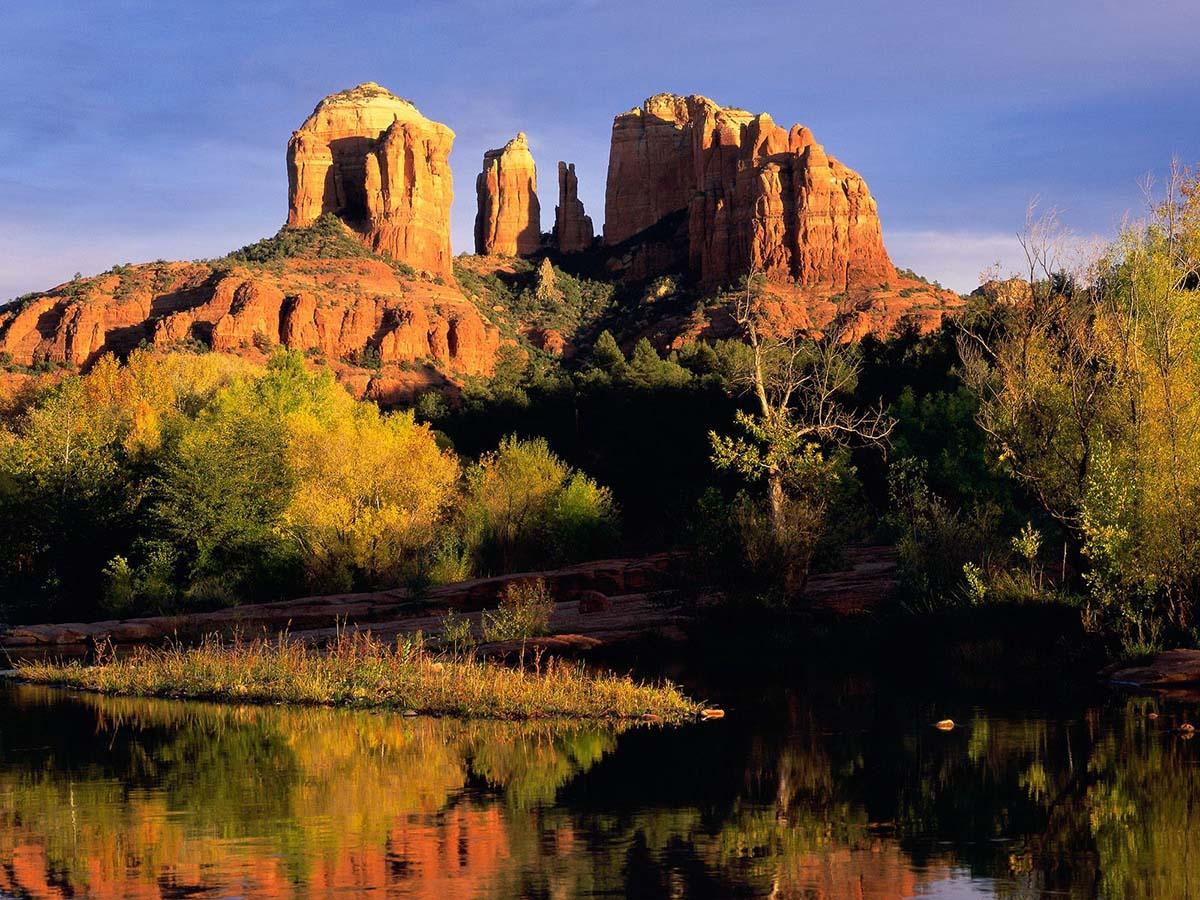 Большой Каньон, Аризона
