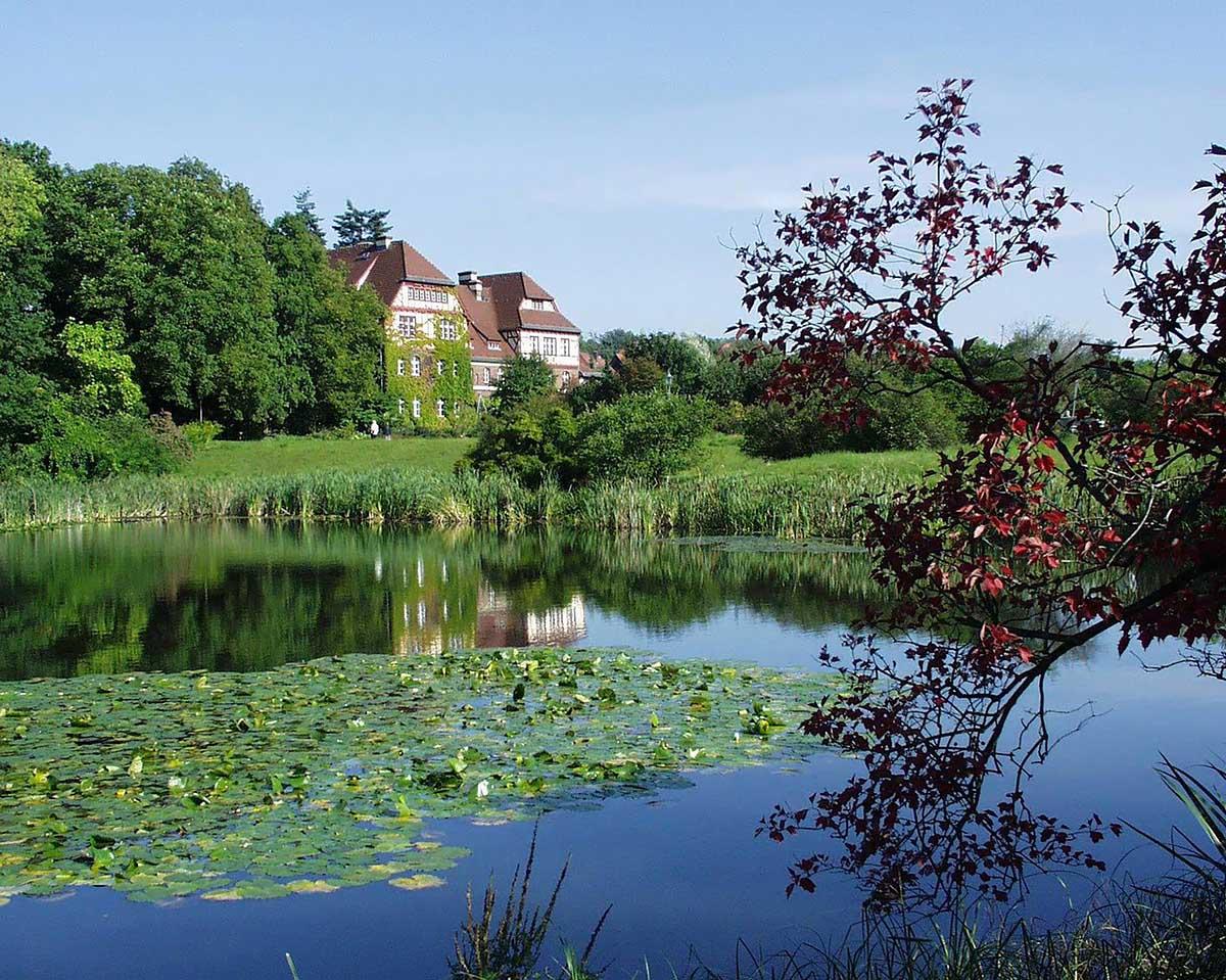 Ботанический сад Берлина, Германия