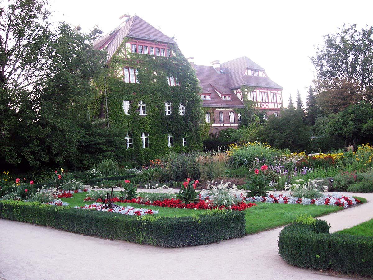 Botanischer Garten und Botanisches Museum Berlin-Dahlem