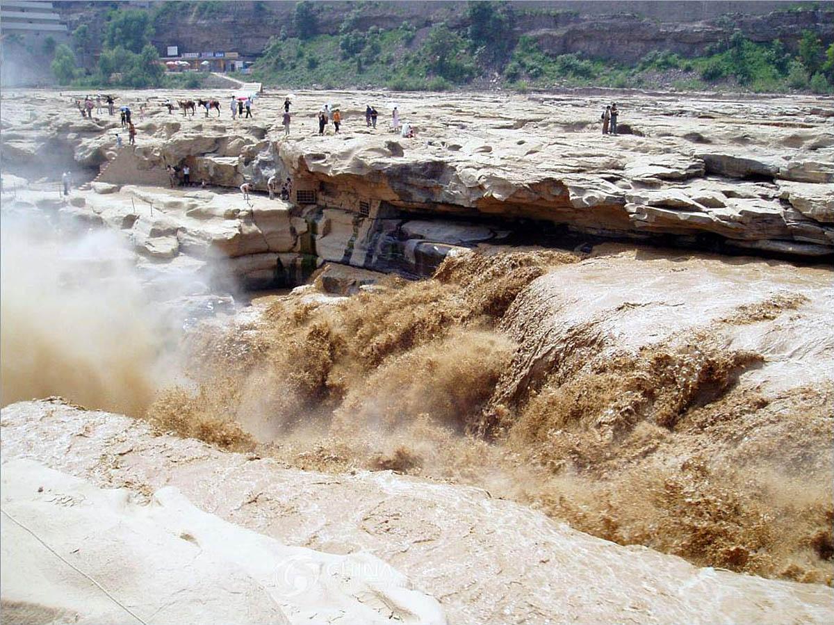 Hukou Waterfalls