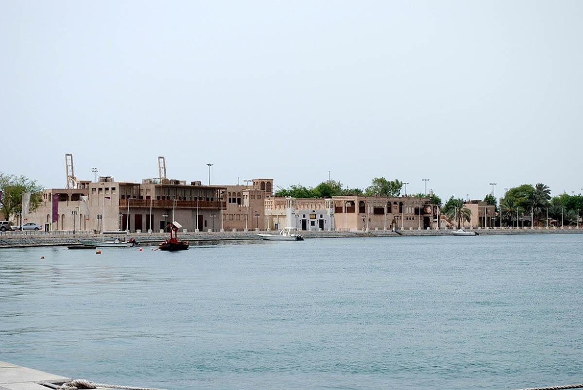 Историко-этнографическая деревня, ОАЭ