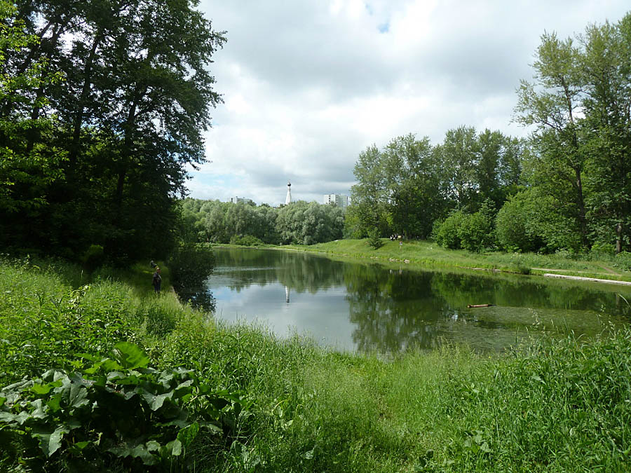Кольский пруд