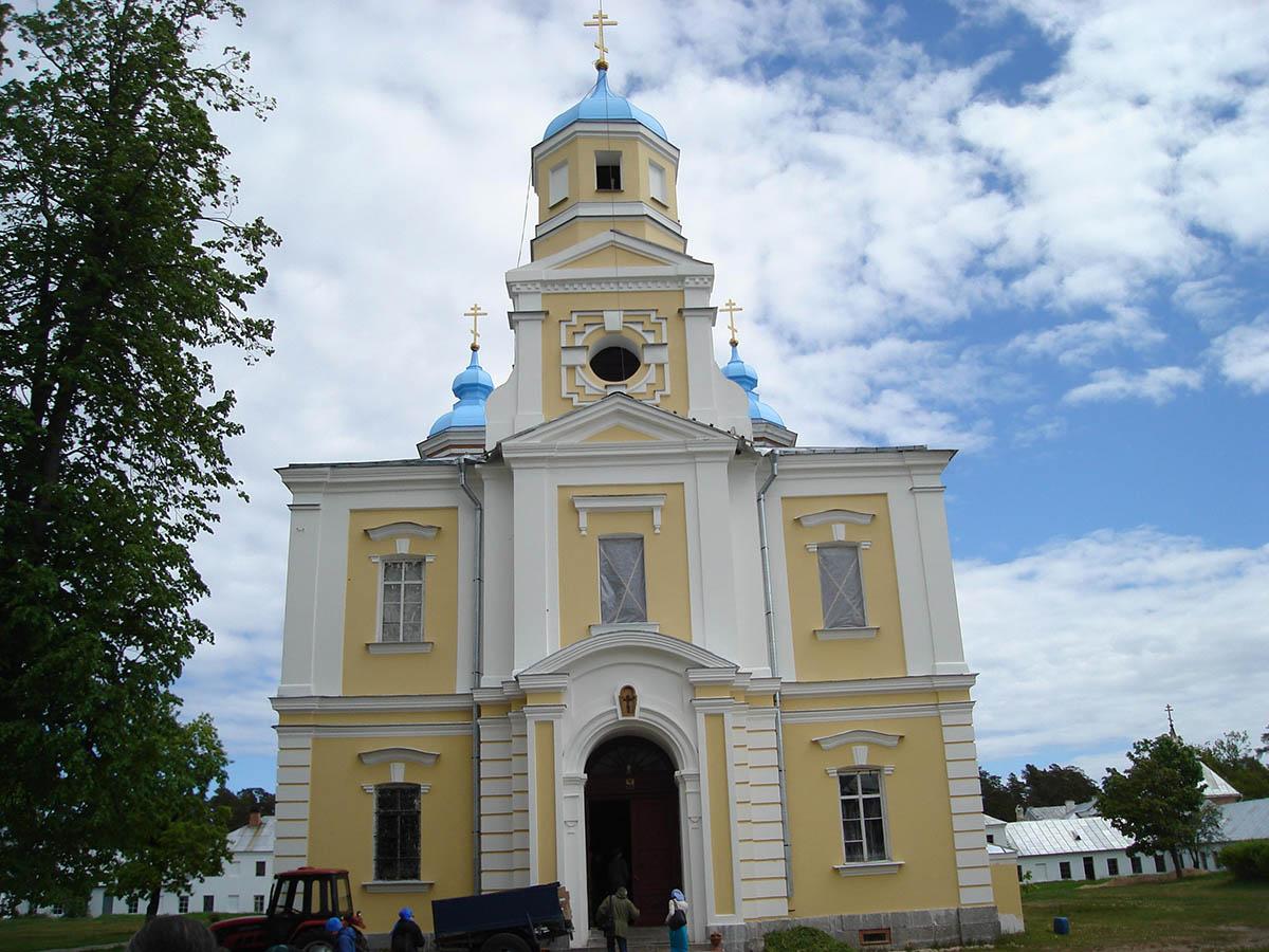 Коневский Рождество-Богородичный монастырь, Санкт-Петербург