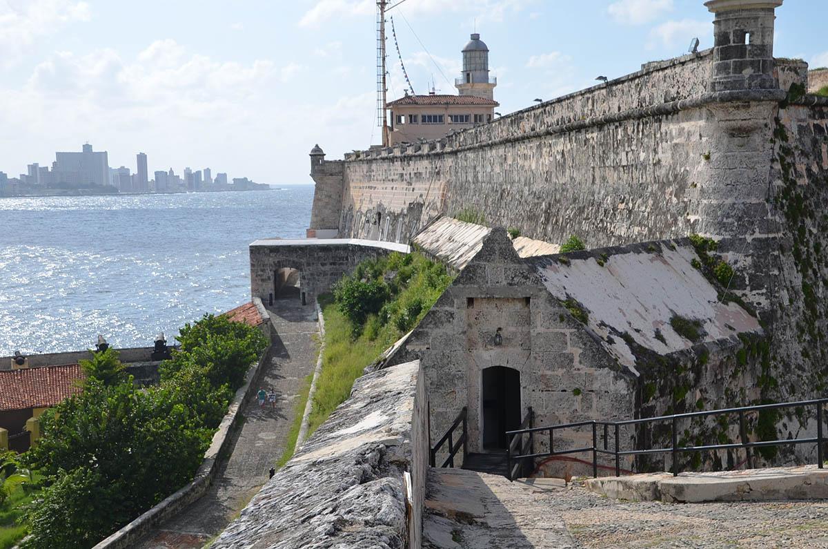Крепость Ла-Кабанья, Гавана, Куба