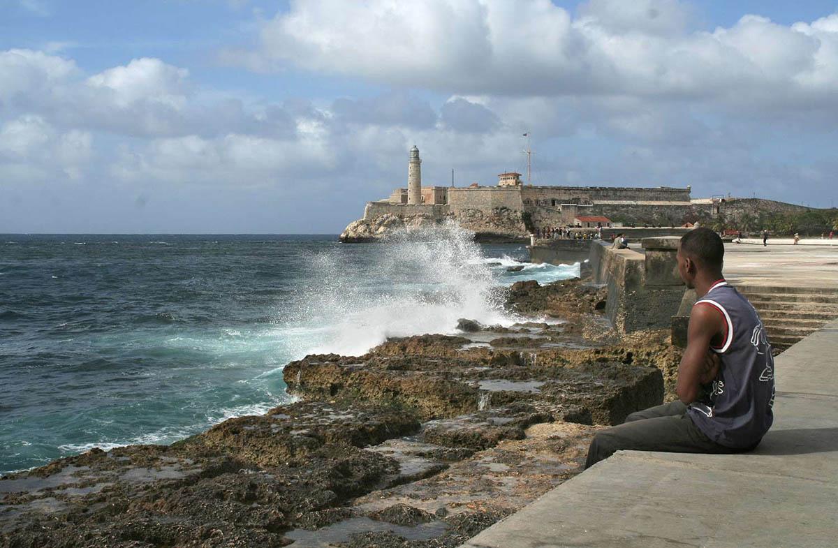 Крепость Ла-Кабанья в Гаване, Куба