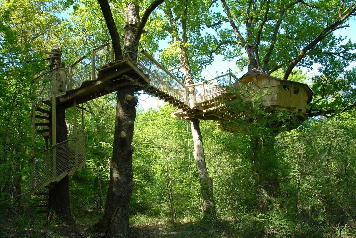 Les Alicourts Resort Treehouses