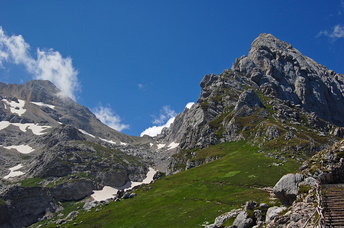 Национальный парк Гран-Сассо-и-Монти-Делья, Италия