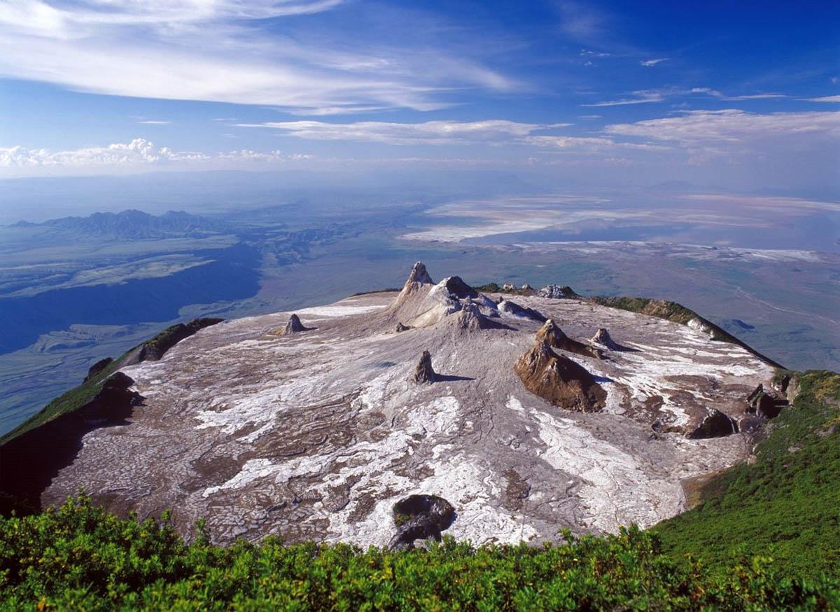 Ol Doinyo Lengai volcano