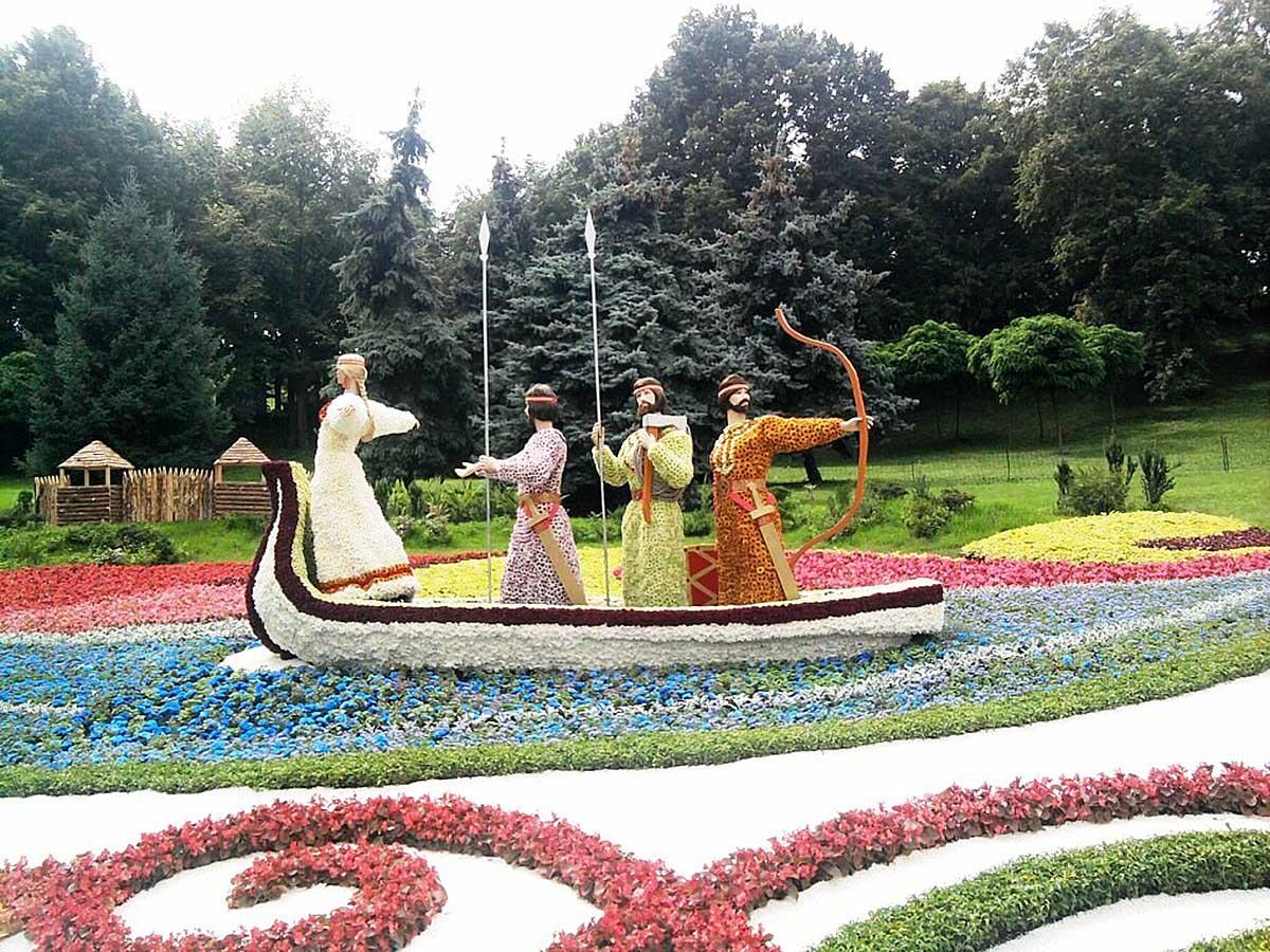 Певческое поле, Киев, Украина