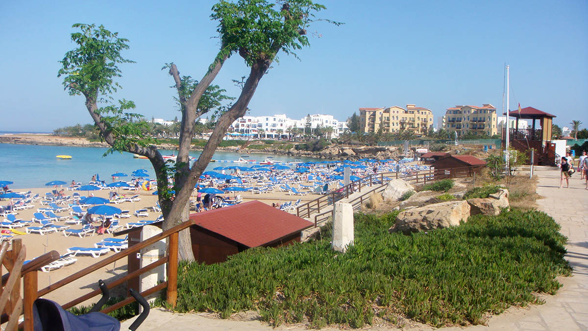 Protaras, Fig Tree Bay