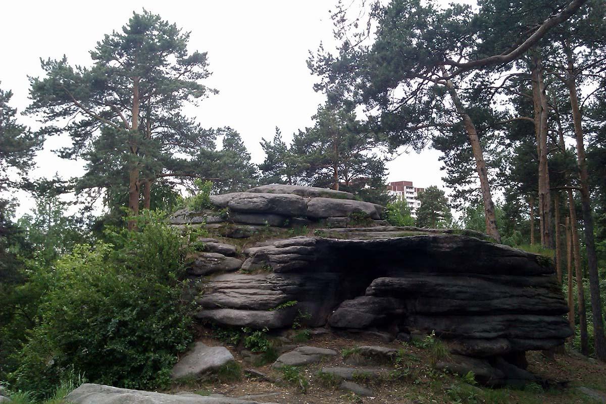 Шарташские Каменные палатки, Екатеринбург