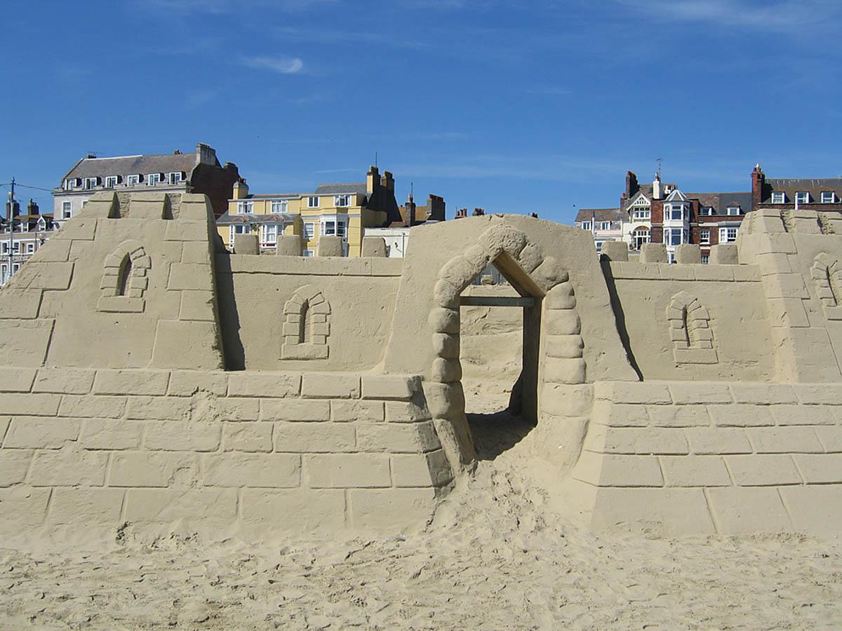 Sandcastle Hotel, Dorset, England