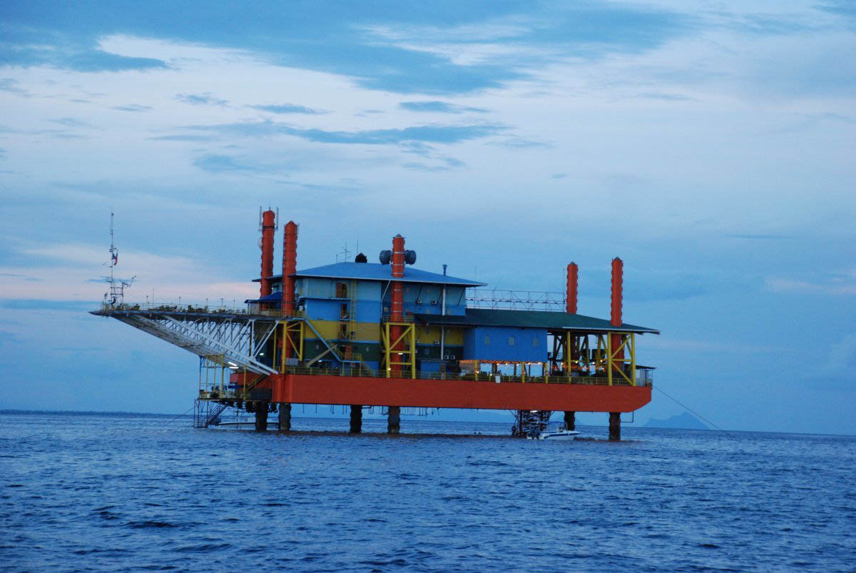 Seaventures Dive Resort, Малайзия