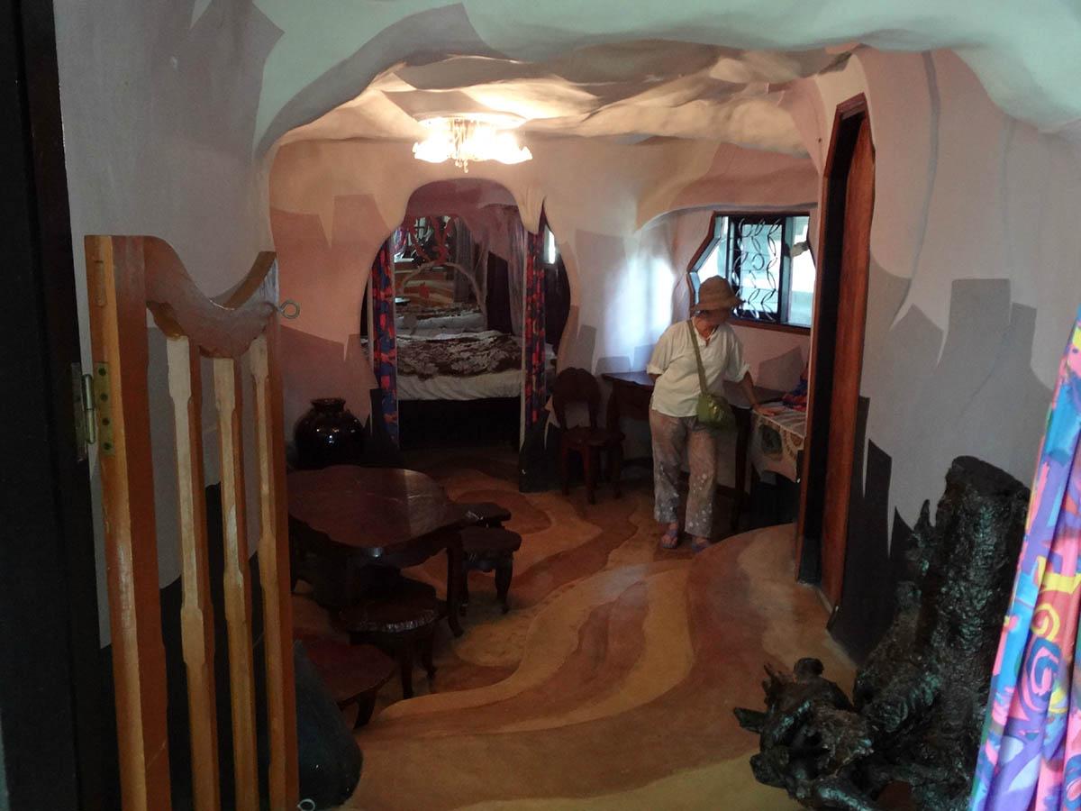 The Hang Nga Hotel, interior