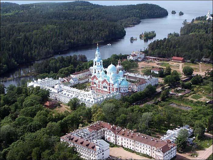 Валаам, Волга