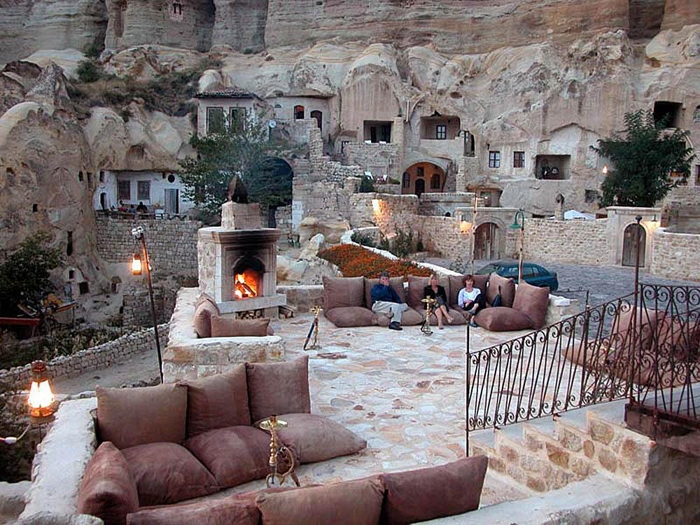 Yunak Evleri hotel, Cappadocia