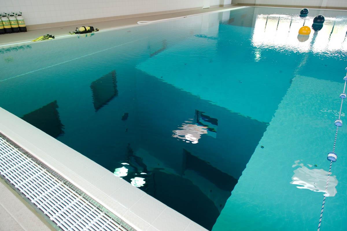 бассейн Немо 33, Бельгия