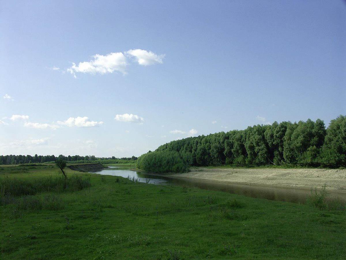 деревня Окунево, Омская область