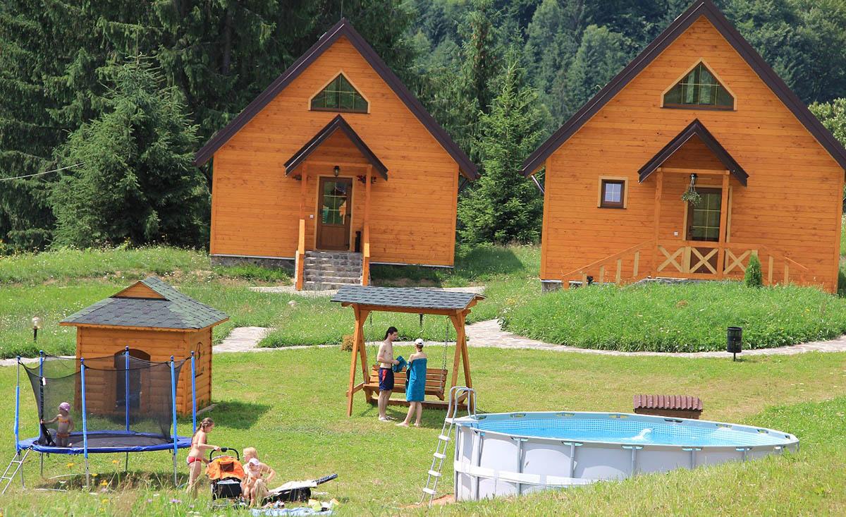 эко-курорт Хутор Тихий