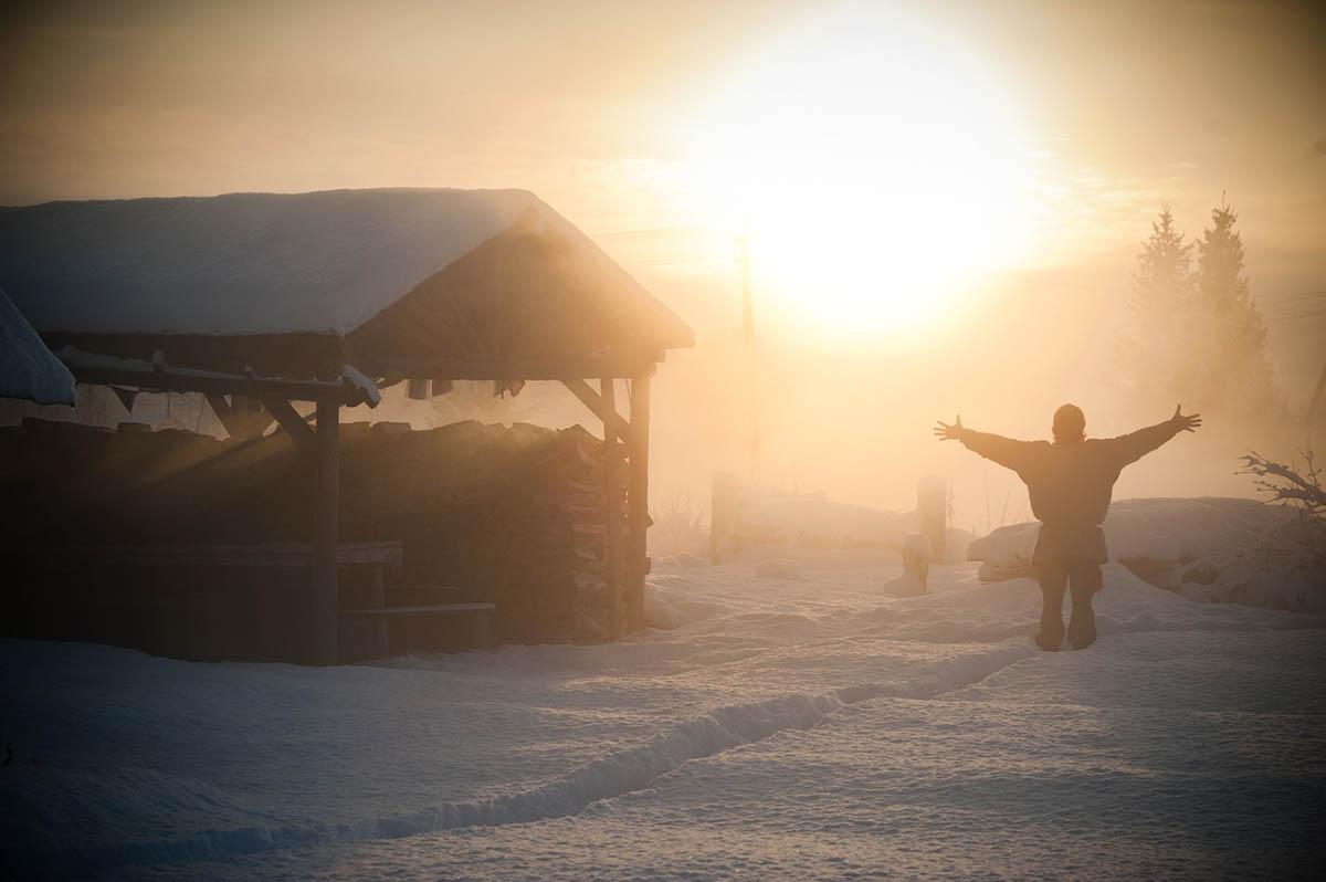 экопоселение Гришино, Ленинградская область