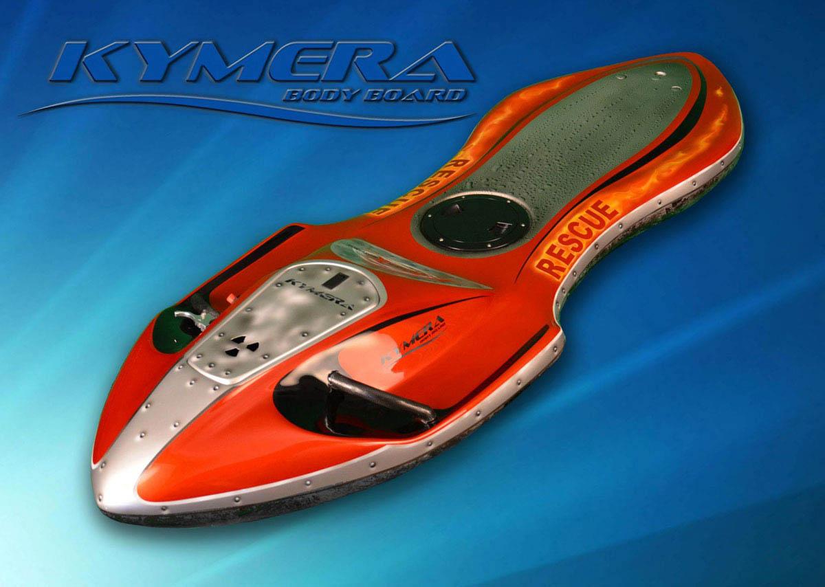 электрический джет для серфинга Kymera