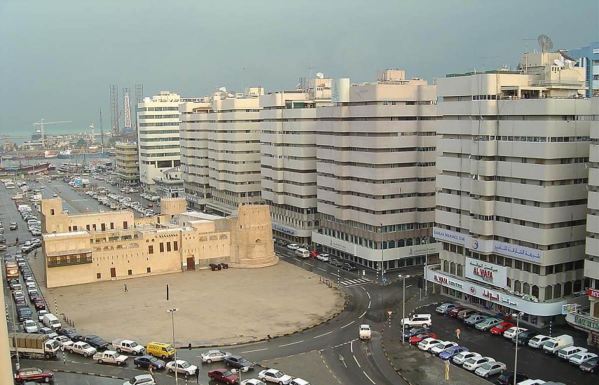 форт Аль-Хисн, Шарджа, ОАЭ