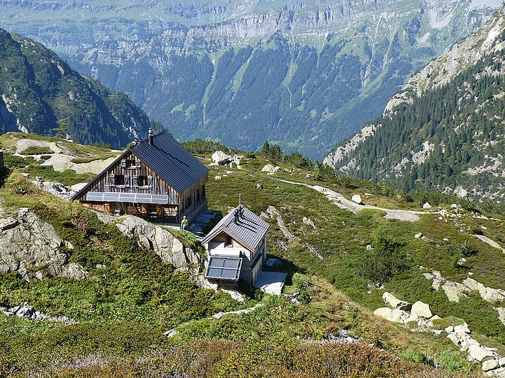 хайкинг в Швейцарии