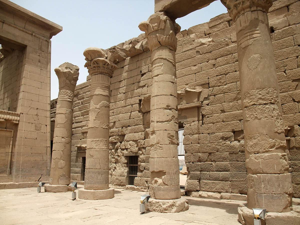 храм Калабша, Египет