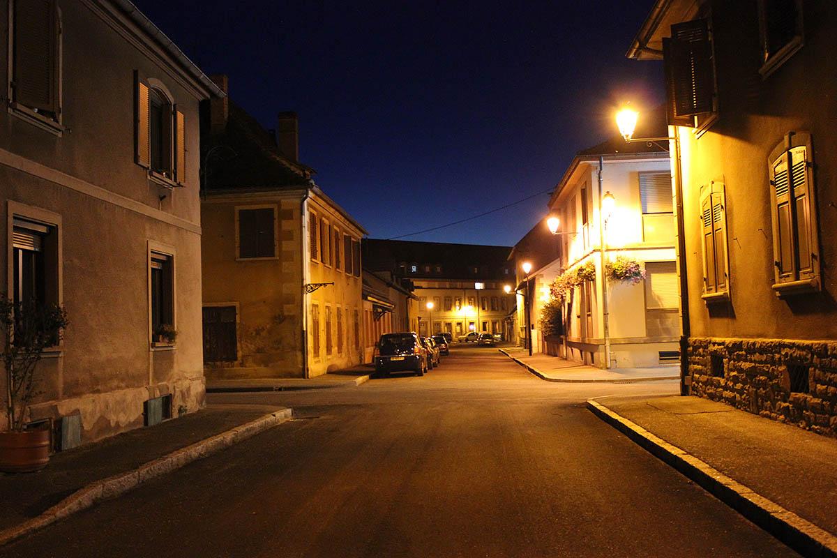 крепость Неф-Бризах, Франция