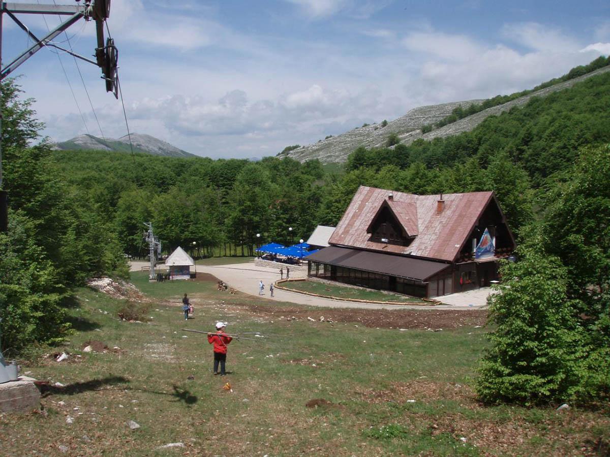 курорт Вучье в Черногории