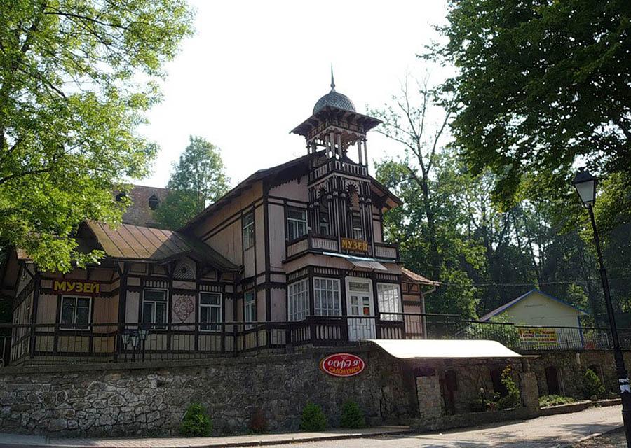 музей города-курорта Трускавец, Украина