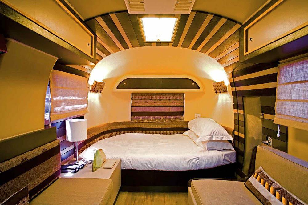 отель Airstream Penthouse Park