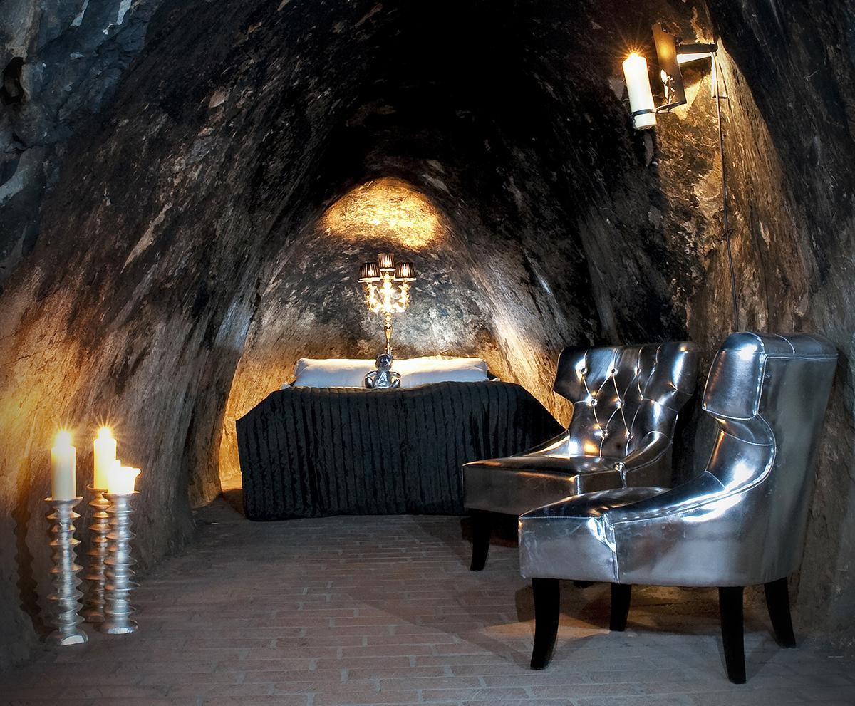 отель Серебряная шахта, Швейцария