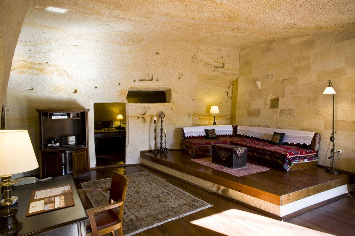отель Юнак Эвлери, Каппадокия, Турция