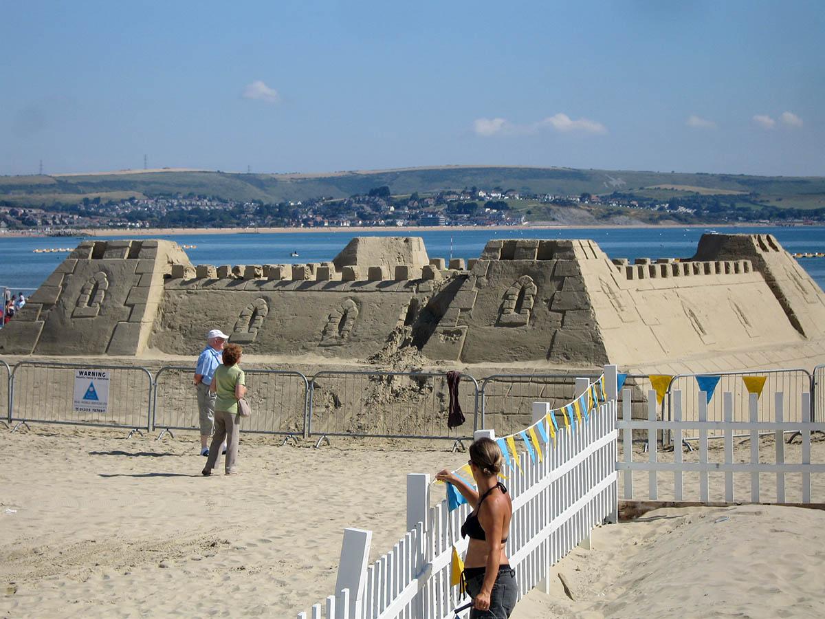 отель Замок из песка в Англии