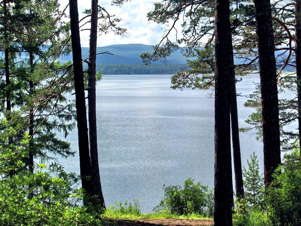 озеро Арей, Забайкалье