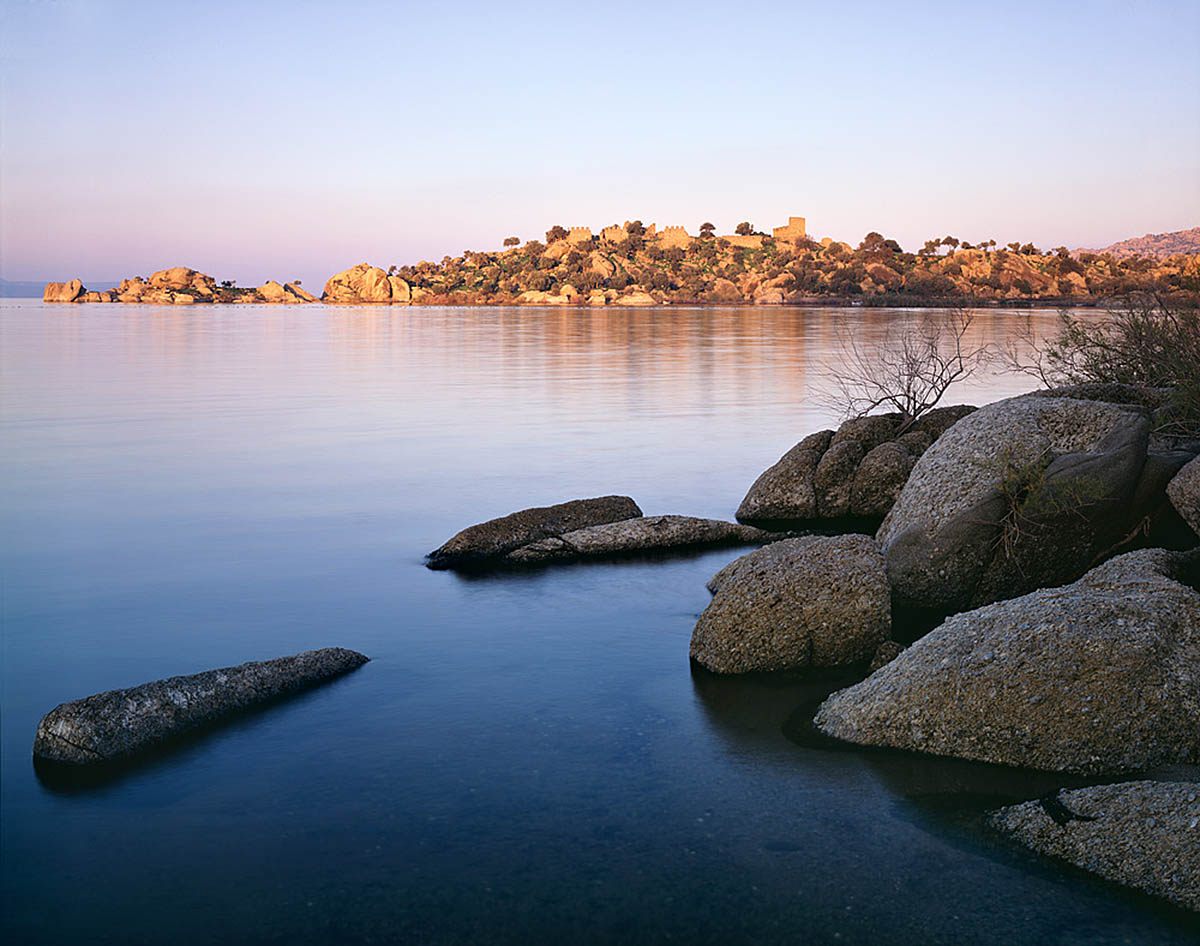 озеро Бафа, Турция