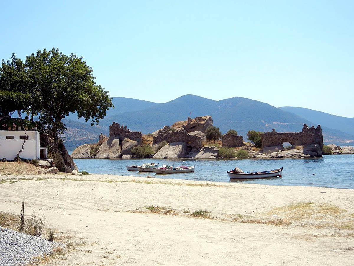 озеро Бафа и Гераклея