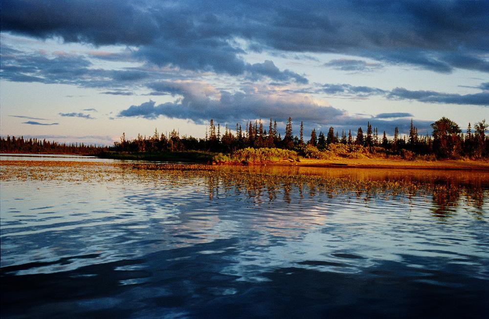 озеро Ловозеро, Мурманская область
