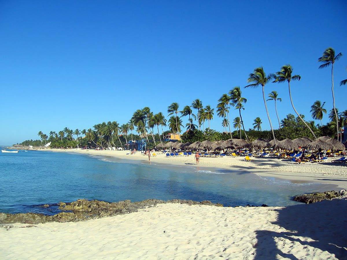 пляж в Байаибе