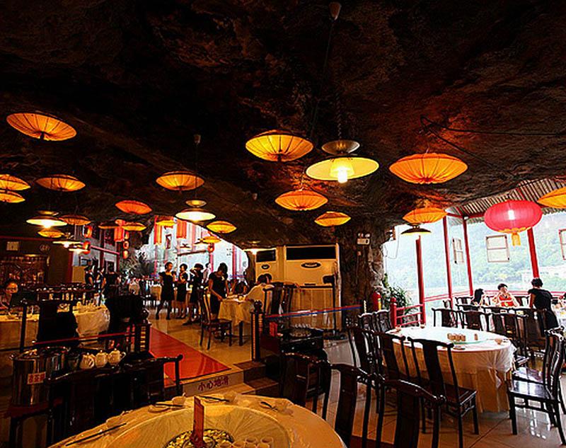 ресторан Fangweng, Китай