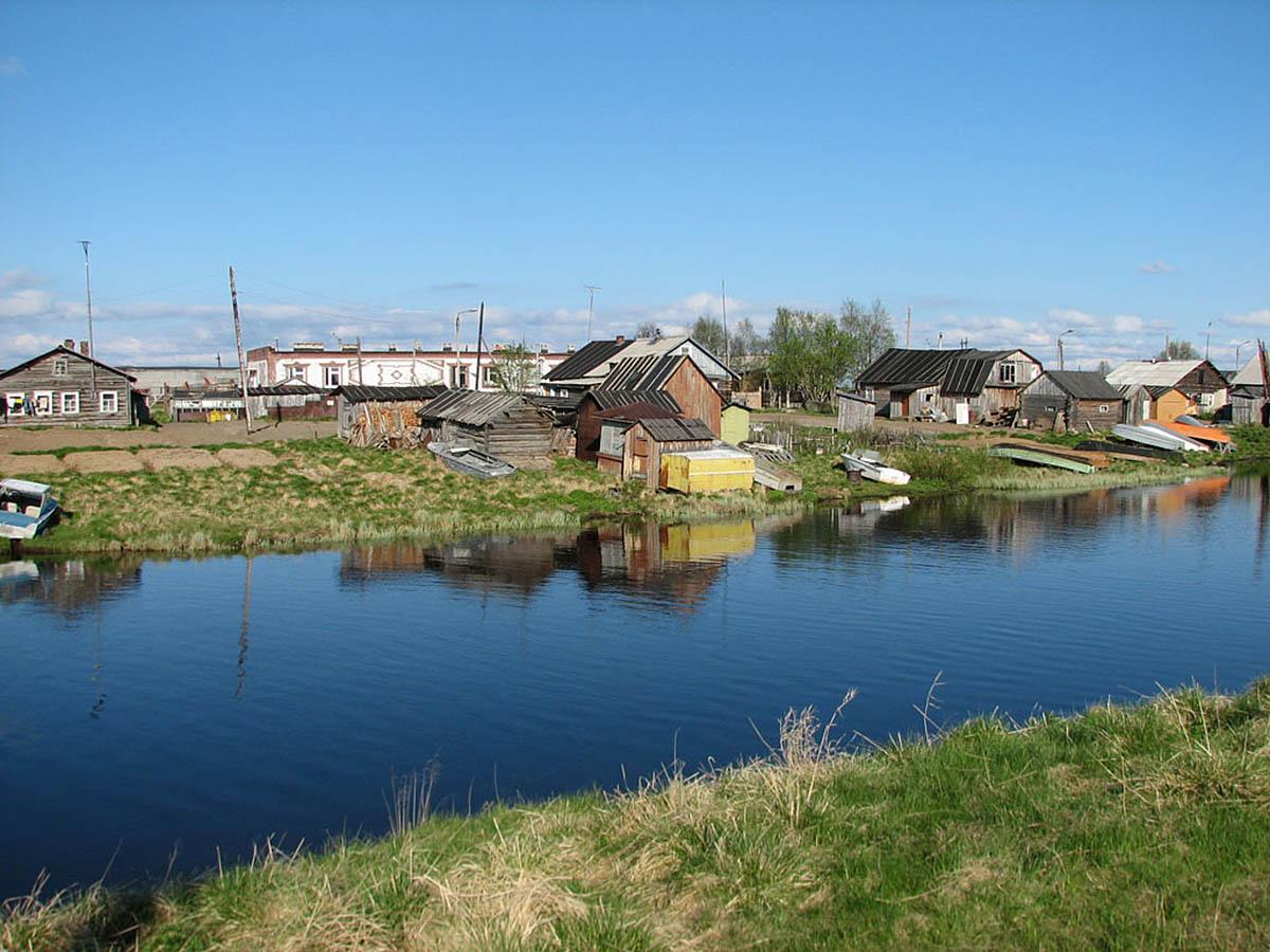 село Ловозеро, Мурманская область