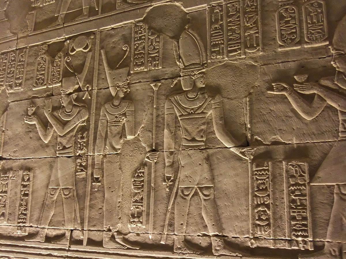 стены храма Калабша